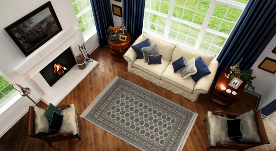 Jaki dywan do małego wnętrza?