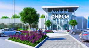 Startuje budowa Galerii Chełm