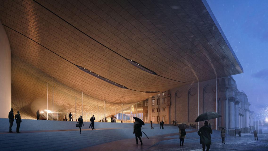 Zaha Hadid Architectes znów górą! Zaprojektują kolejną filharmonię
