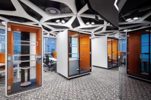 Showroom możliwości, czyli biuro pracowni Massive Design