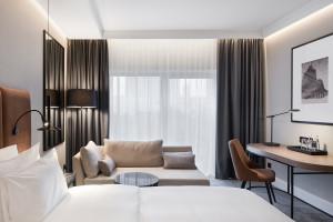 Warszawa zyska nowy pięciogwiazdkowy hotel w samym sercu miasta. Takiej marki jeszcze nie było!