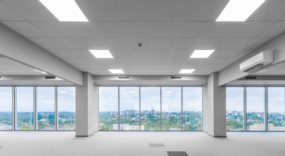 BHP w miejscu pracy pod kątem oświetlenia