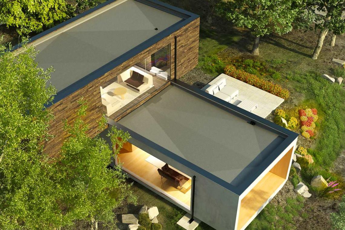 Urządzamy ogród na dachu