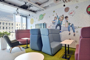 TOP 30: W dobie home office, tęsknimy za biurem. Najciekawsze przestrzenie biurowe w Polsce ostatnich 5 lat