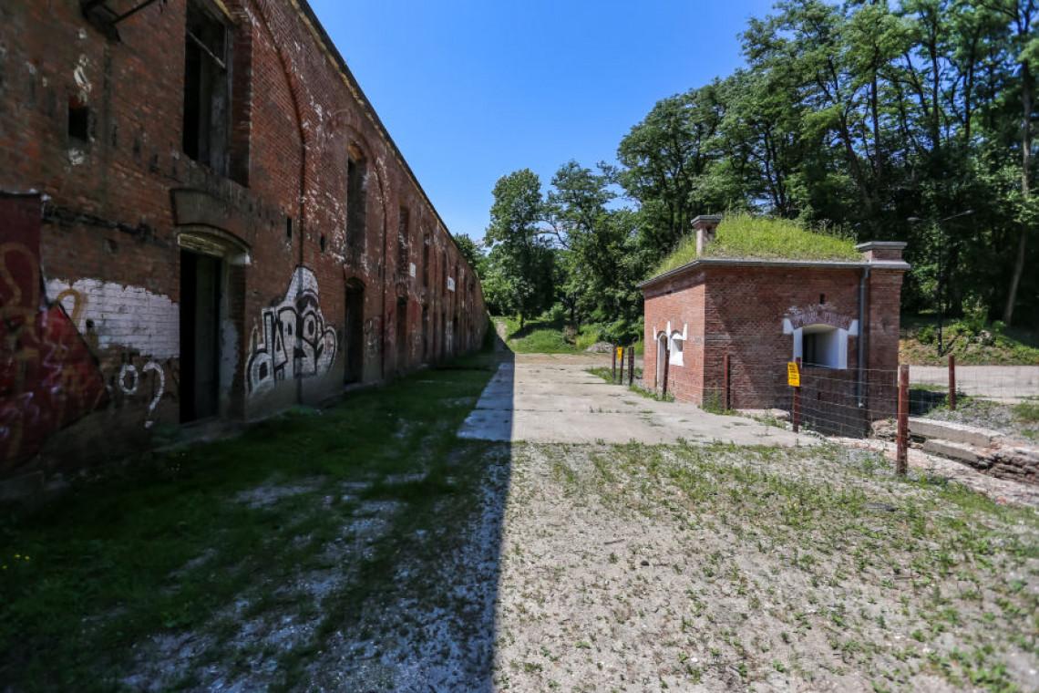Krakowski fort odzyska dawny blask