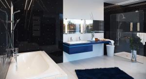 Komfort pod designerskim prysznicem