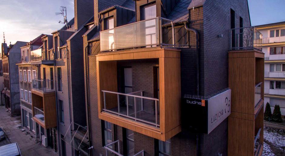 Od mieszkań do hotelu. Oto gorzowski hotel marki Budnex szkicu Studio 43 i PA Dom