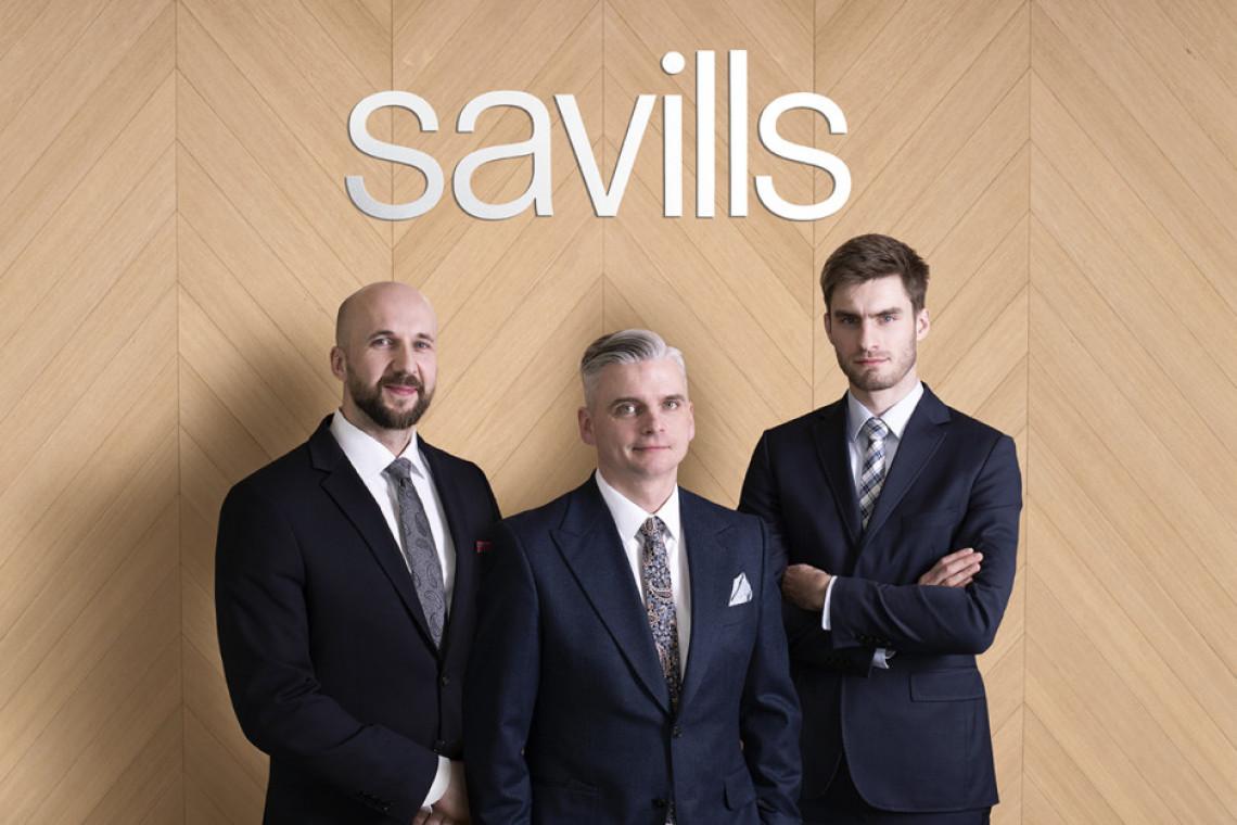 Savills w trosce o aranżacje biur. Nowy dział, nowe twarze