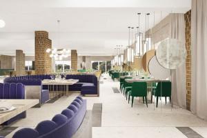 Hotel w sercu Gór Izerskich. Oto Radisson Blu szkicu Katarzyny Kraszewskiej