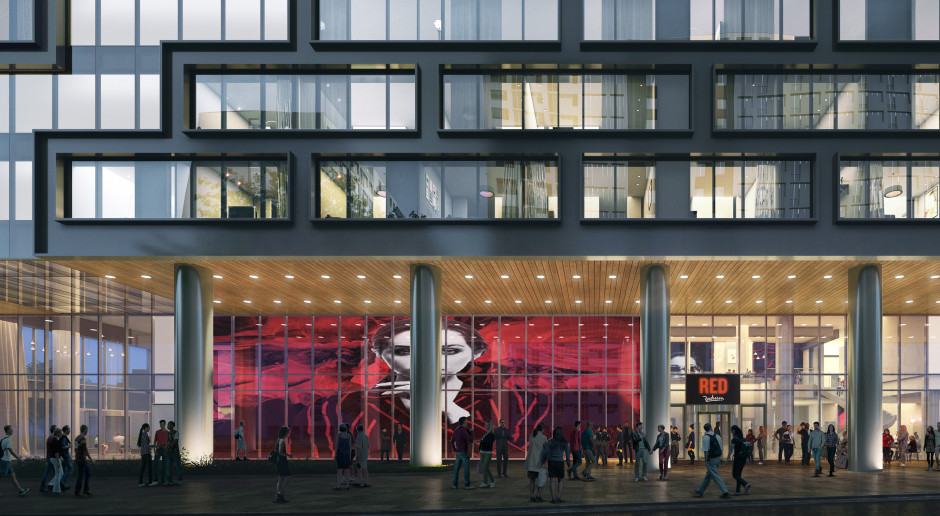 Odważna, eklektyczna i wesoła marka hotelowa wchodzi do Warszawy. Poznajcie Radisson RED Warsaw!