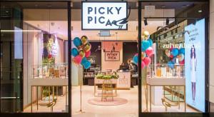 Zabawa formą i kolorem. Picky Pica z pierwszym pełnometrażowym salonem w Polsce!