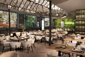 Tak będzie wyglądał Hotel Diament Plaza Katowice po rozbudowie. To dzieło Konior Studio