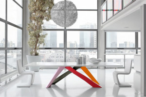 Designerskie stoły do nowoczesnych wnętrz