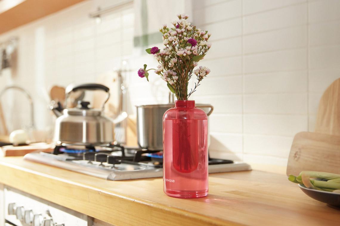 Samsung stworzył wazon, który... gasi pożar