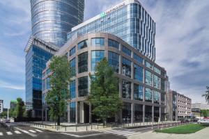 Warszawski biurowiec uznany za najbardziej zielony budynek Europy Środkowej i Wschodniej
