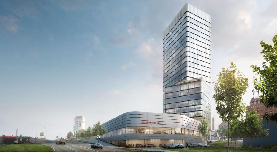 Wieżowiec Porsche Design Tower wzbogaci panoramę miasta o ponadczasową architekturę