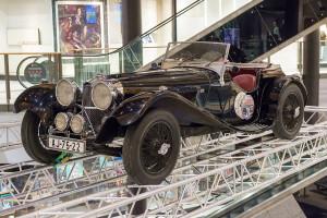Motolegenda. Wystawa kultowych Jaguarów w Galerii Krakowskiej