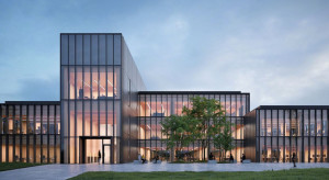 Ten biurowiec zrewolucjonizuje rynek budowlany