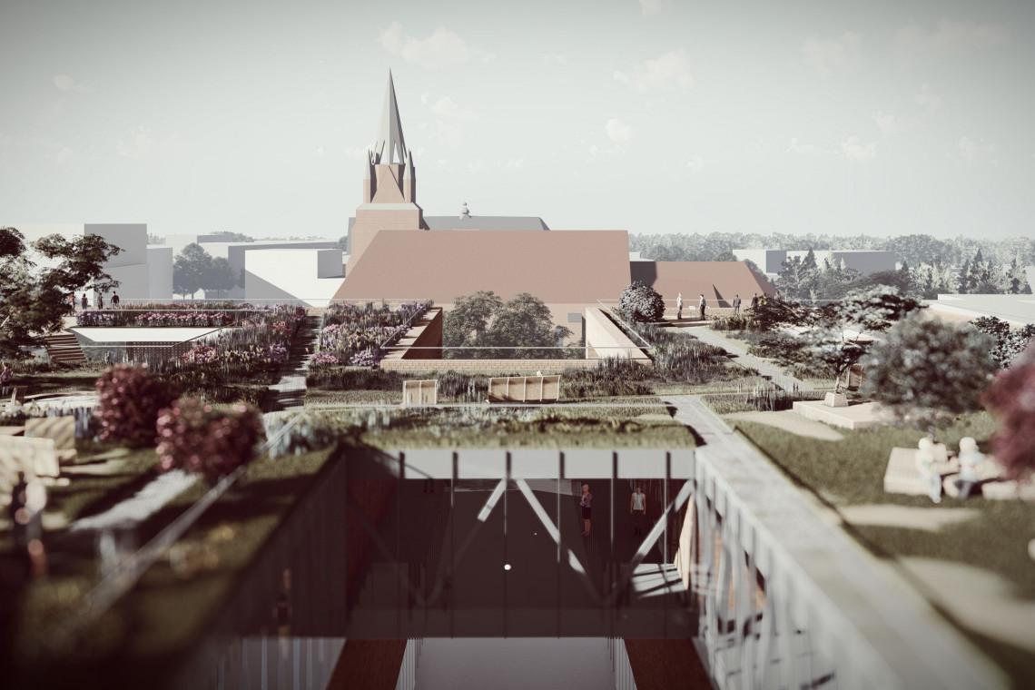 Śmiała wizja architektów z Toprojekt. Plac Długosza w Raciborzu odzyska dawną świetność
