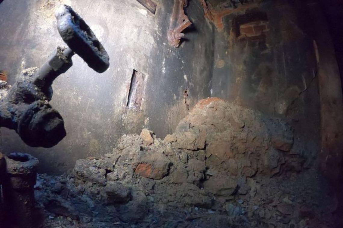 Odnaleziono zabytkową łódzką studnię z XIX wieku