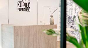 Biurowy Kupiec Poznański w nowej odsłonie. To projekt Kostka&Kurka