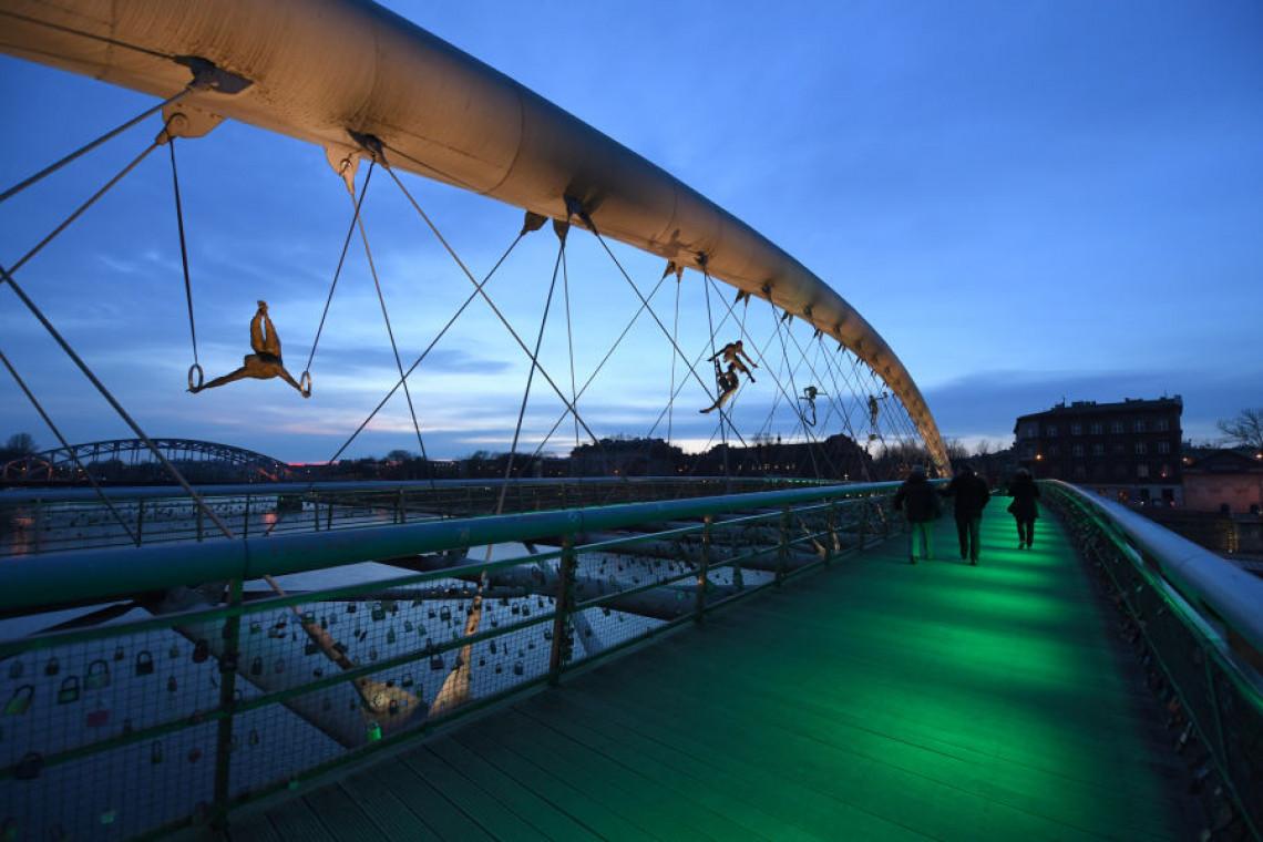 Kraków przybierze zielone barwy