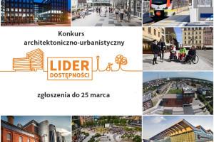 """Konkurs """"Lider Dostępności"""" – zgłoszenia tylko do 25 marca!"""