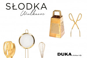 Słodka, elegancka i w stylu retro – wielkanocna kolekcja Duka