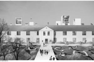 Futurystyczna wizja świata Lema według JEMS Architekci. Oto cała koncepcja niezwykłej inwestycji
