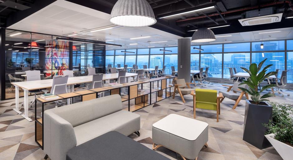 Architekci z Massive Design znów zaskoczyli. Oto ich najnowszy projekt biura w Warszawie!