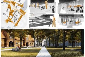 Plac Wałowy w Gdańsku - jest już koncepcja zagospodarowania!