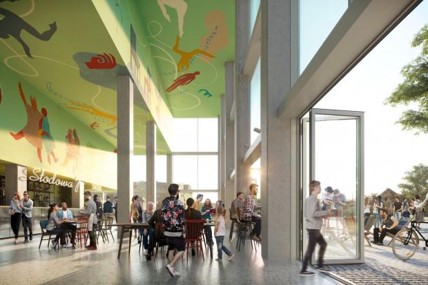 MVRDV pokazało najnowsze wizualizacje Concordia Hub. To będzie zjawiskowa inwestycja na Wyspie Słodowej!