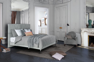 """Ta francuska marka od ponad 80 lat rozwija meblowe imperium """"sztuki snu"""""""