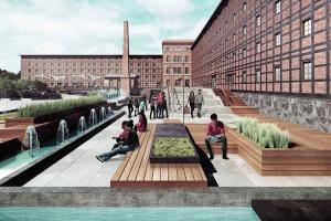 Park Kultury w Młynach Rothera. To będzie wyjątkowe miejsce na mapie Bydgoszczy