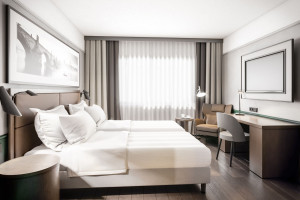 Krakowska pracownia odmieni hotel Radisson Blu w Pradze