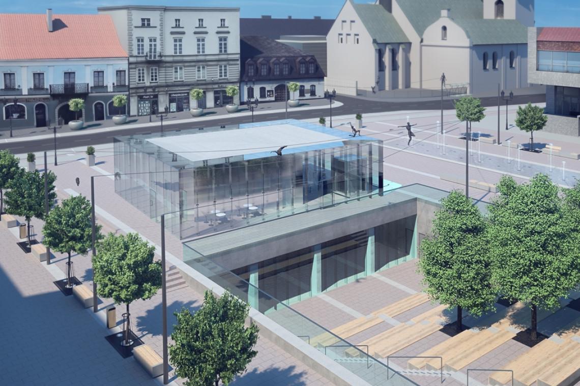 Rewitalizacja częstochowskiego Starego Rynku za blisko 24 mln zł