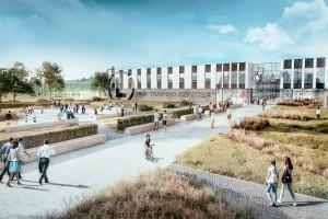 Najnowocześniejsze centrum treningowe w Polsce z wiechą. Rusza budowa Legia Training Center