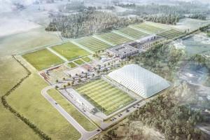 To będzie najnowocześniejsze centrum treningowe w Polsce. Autor ośrodka Realu Madryt projektuje dla Legii Warszawa