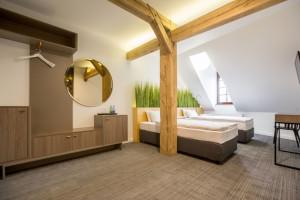 W tym hotelu każdy pokój jest inny. Hotel Pałac Pakosław uchyla rąbka tajemnicy!