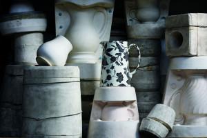 Co ma wspólnego ze sobą Ralph Lauren i Burleigh? Niezwykłą porcelanę