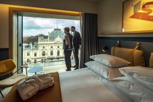 Hotel Puro w Łodzi otwarty. Zajrzeliśmy do wnętrz