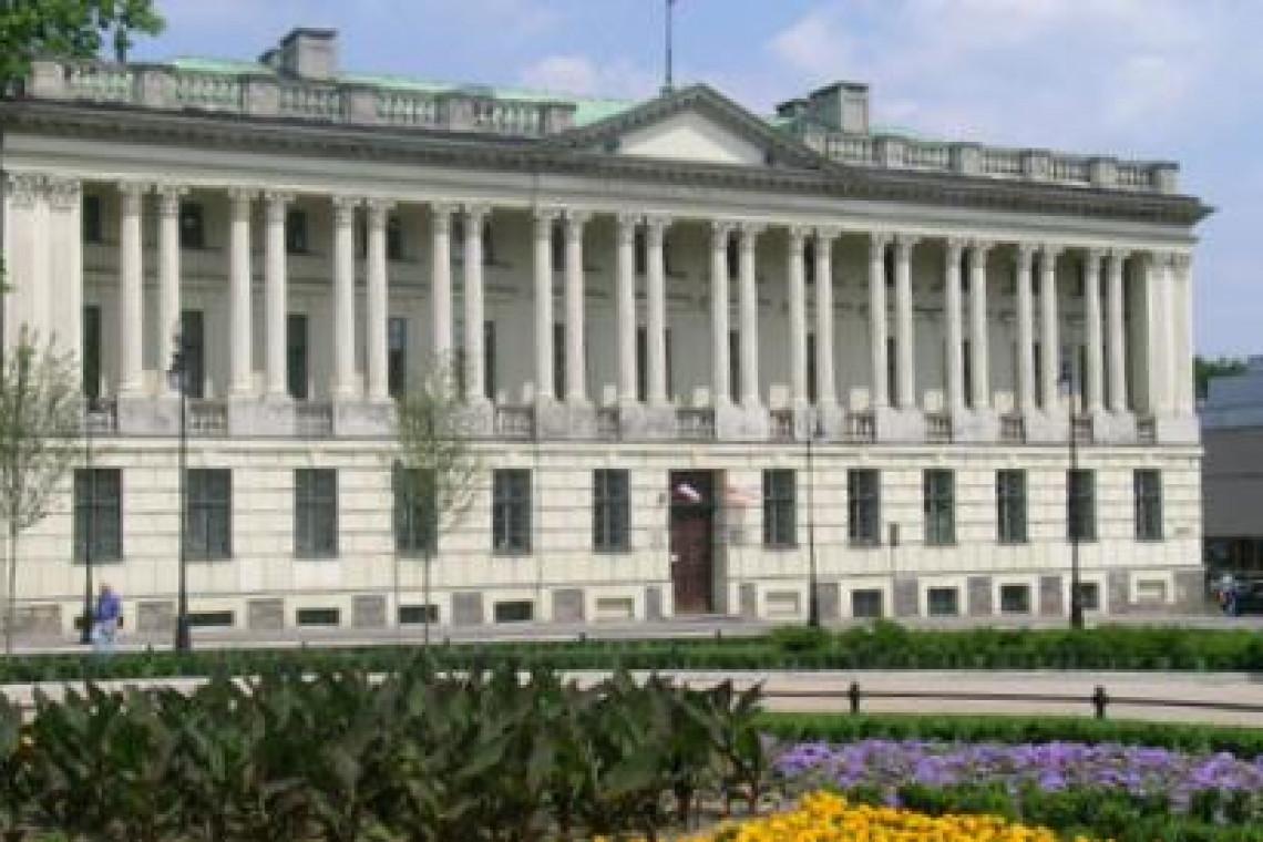 Zabytkowy budynek Biblioteki Raczyńskich czeka renowacja