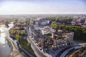 Nowa ulica handlowa we Wrocławiu