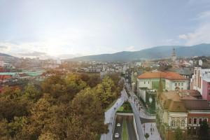Centrum Bielska-Białej na nowo. Rewolucyjny projekt Cavatiny