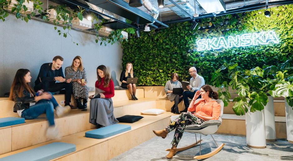 Biuro w Spark pokazuje, jak wygodna, zdrowa i dopasowana do potrzeb wszystkich może być przestrzeń z WELL