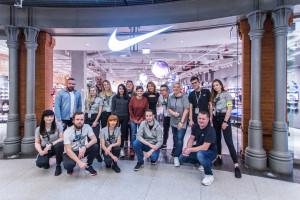 Metamorfoza salonu Nike w Starym Browarze