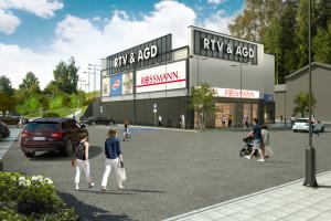 EDS Retail Park rozpoczyna ofensywę w Polsce. Architekci z Primes zaprojektowali pierwszą inwestycję