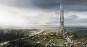 Gdy wieżowce wkraczają na wieś. Dania z najwyższym budynkiem w Unii Europejskiej, który powstanie... w szczerym polu