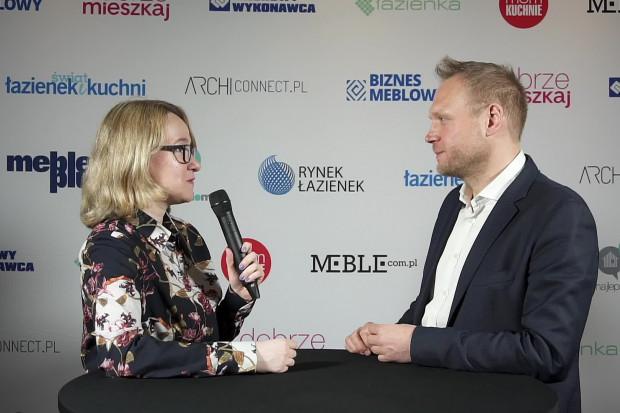 Dariusz Gocławski: Różna funkcjonalność jest kluczem sukcesu salonu łazienkowego
