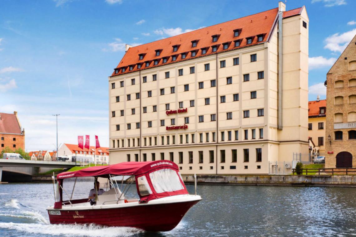 Niezwykła atrakcja dla gości Qubus Hotel Gdańsk